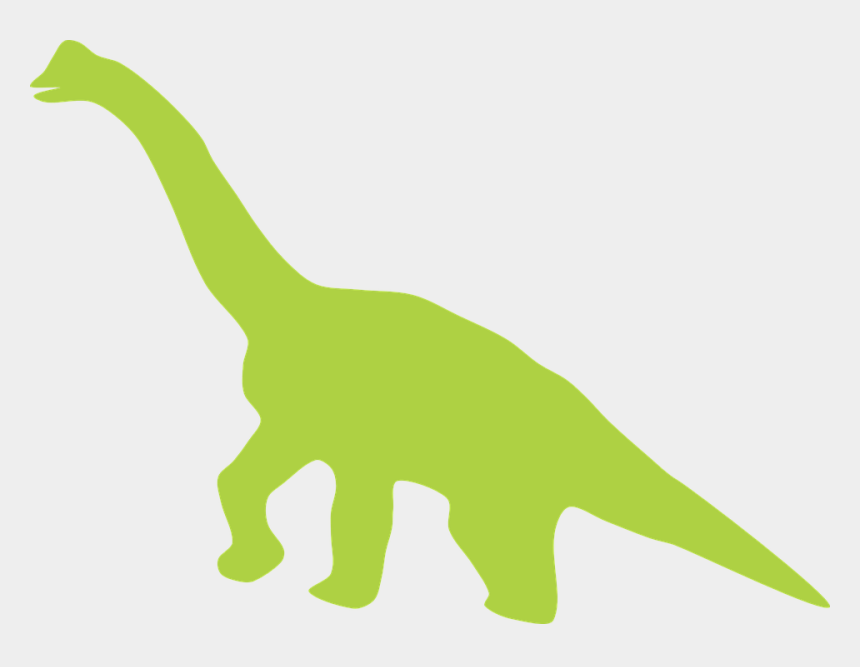 green dinosaur clipart, Cartoons - Extinct Clipart Green Dinosaur - Dinosaur Drawing Brontosaurus