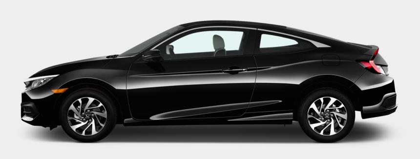sports car clipart side view, Cartoons - Car Plan View Png - Honda Civic Coupé 2017