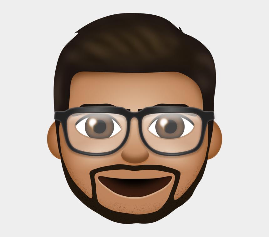 clinking glasses clipart, Cartoons - Transparent Water Gun Emoji Png - Emoji With Beard And Glasses