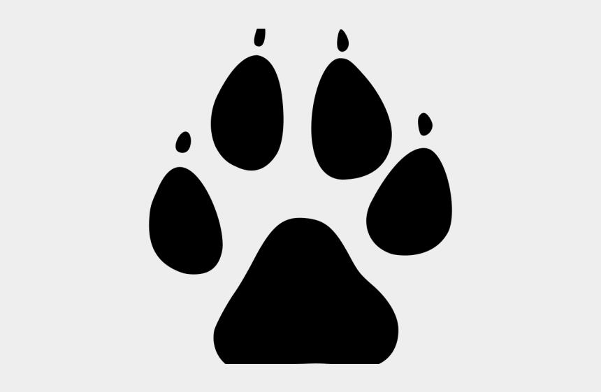 dog print clipart, Cartoons - Flowers Vectors Clipart Paw Print - Vector Dog Paw Print