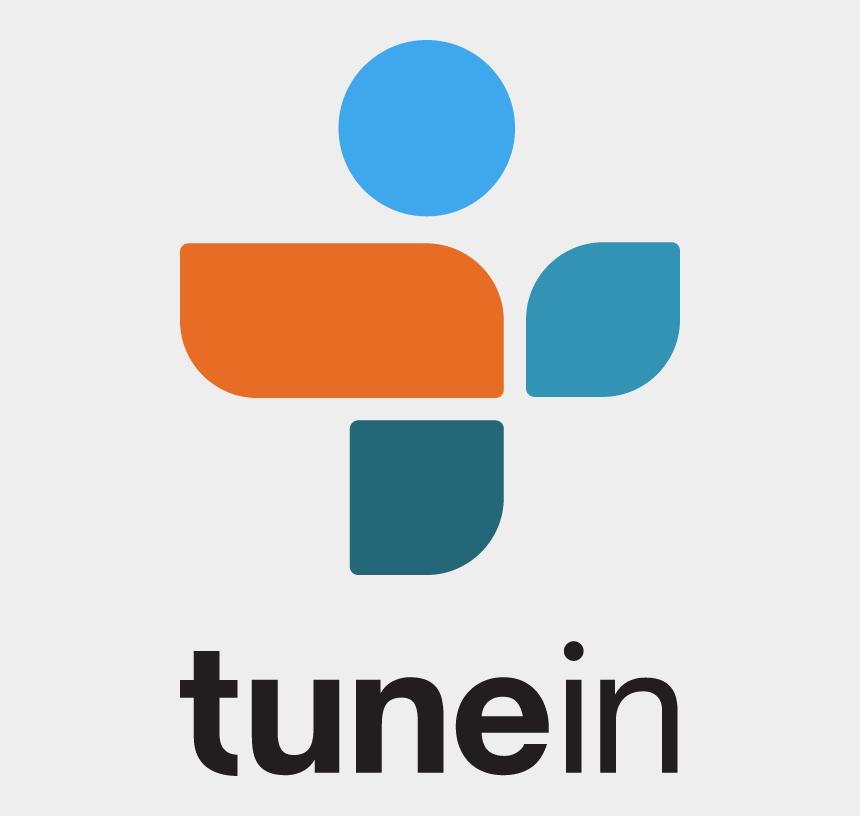 listening to radio clipart, Cartoons - Tune In Radio - Tunein Radio Logo Png