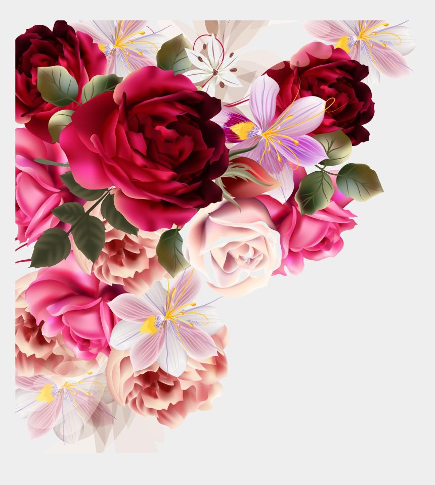 spring flower bouquet clipart, Cartoons - Drawing Spring Bunch Flower