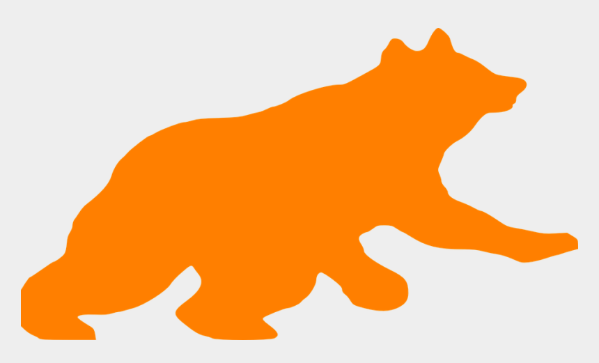 bear running clipart, Cartoons - Bear, Leaping, Running, Chasing, Wildlife, Nature - Animals That Are Fish That Are Medium