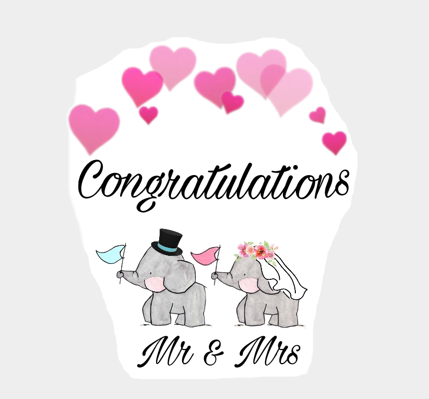 congratulations wedding clipart, Cartoons - Wedding Sticker - Green Heart Crown Png