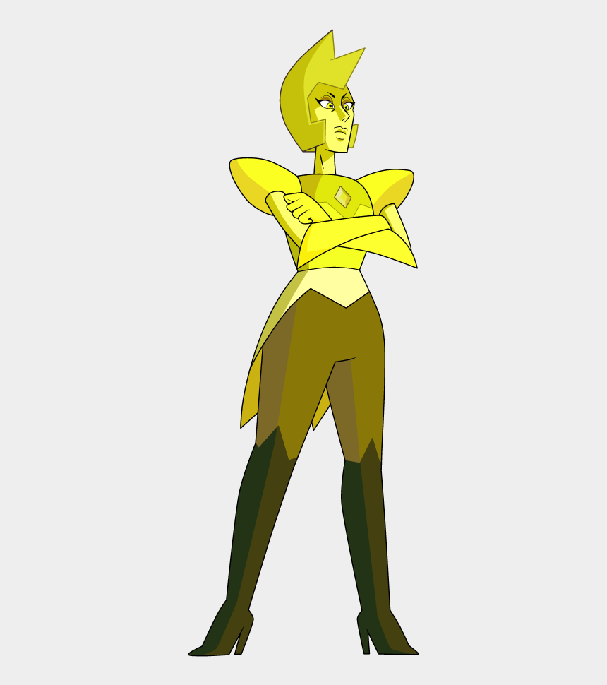 tribal flames clipart, Cartoons - Image That Will Be All Yd By Lenhi - Yellow Diamond Steven Universe Diamond