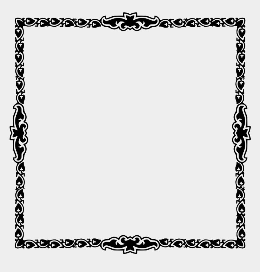 art deco frame clipart, Cartoons - Art Deco Frame - Page Corner Borders