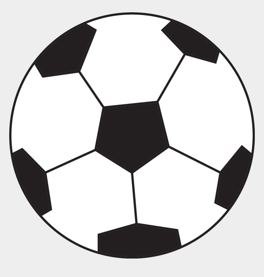 half soccer ball clipart, Cartoons - Soccer Ball Bullet List - Going For The Goal Worksheet