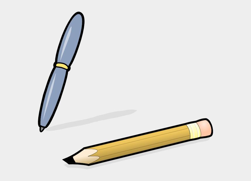 paper ball clipart, Cartoons - Pen Pencil Clip Art - Pens And Pencils Clipart