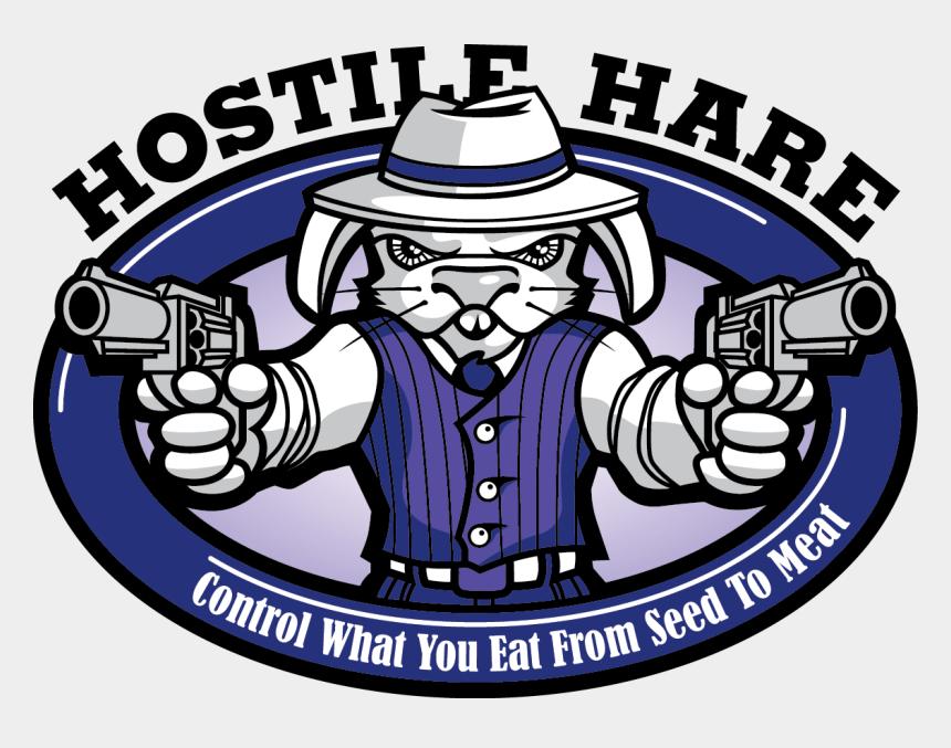 franklin stove clipart, Cartoons - Hostile Hare
