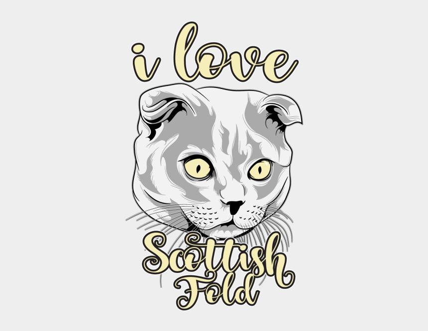 cat skull clipart, Cartoons - Vector Cats Illustrator - Cat T Shirt Design Png