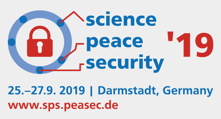 peace treaty clipart, Cartoons - Science Peace Security '19 - Circle