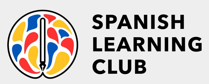 spanish stop sign clipart, Cartoons - Spanish Clipart Spanish Club - Oval
