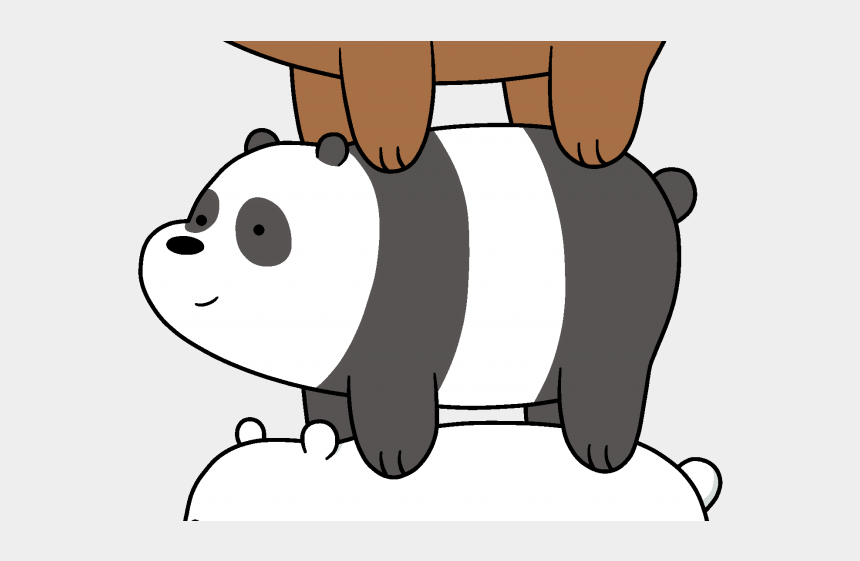 bare clipart, Cartoons - Cartoon Network Clipart We Bare Bears - Bare Bear Hd