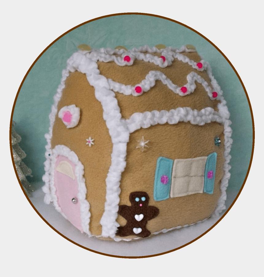 cute gingerbread house clipart, Cartoons - Door Clipart Gingerbread House - Gingerbread House