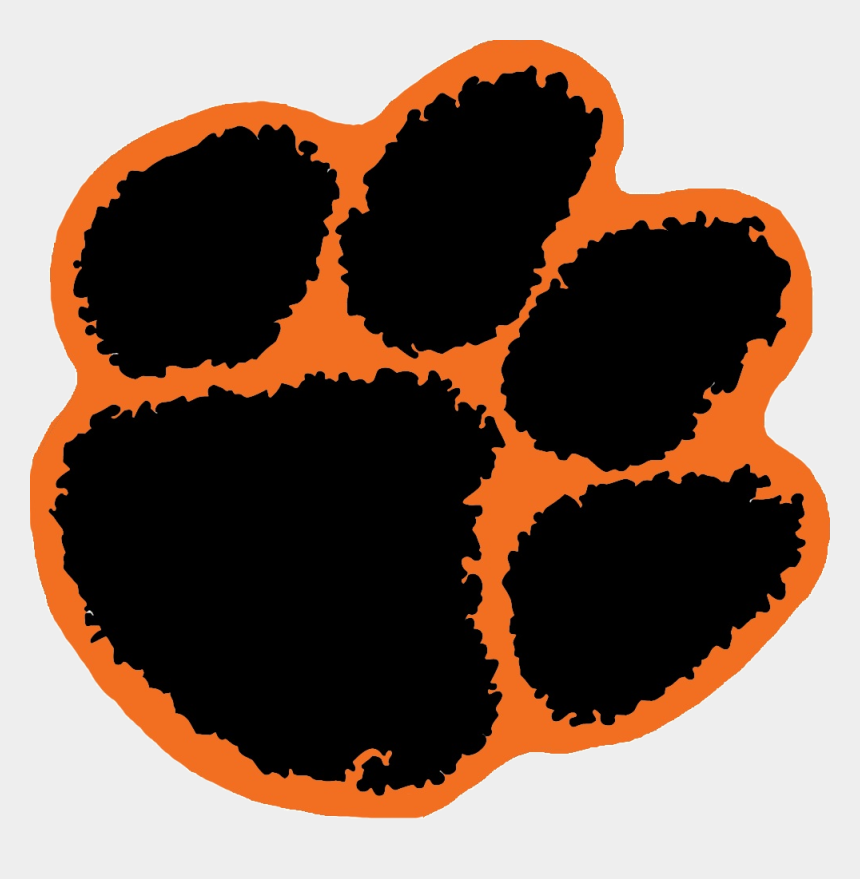 tiger cheerleader clipart, Cartoons - Prevnext - Clemson Tiger Paw