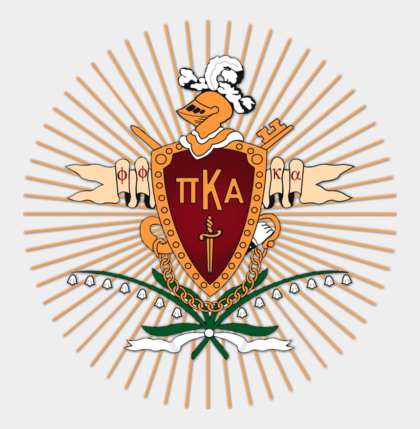 poseidon's trident clipart, Cartoons - Men's Competitive's Champion - Pi Kappa Alpha Crest