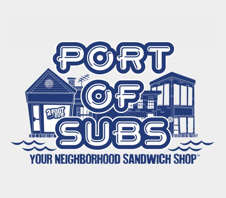 tuna sandwich clipart, Cartoons - Pos Logo Ynss Square Blue 01 - Graphic Design