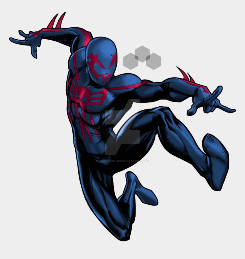 spider man clipart, Cartoons - Redknightz01 43 0 Spider-man 2099 Marvel Avenger Alliance - Mcu Spider Man 2099