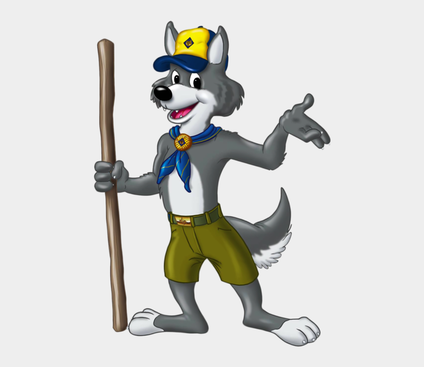 webelos clipart, Cartoons - Free Cub Scout Clip Art - Wolf Cub Scout Clip Art