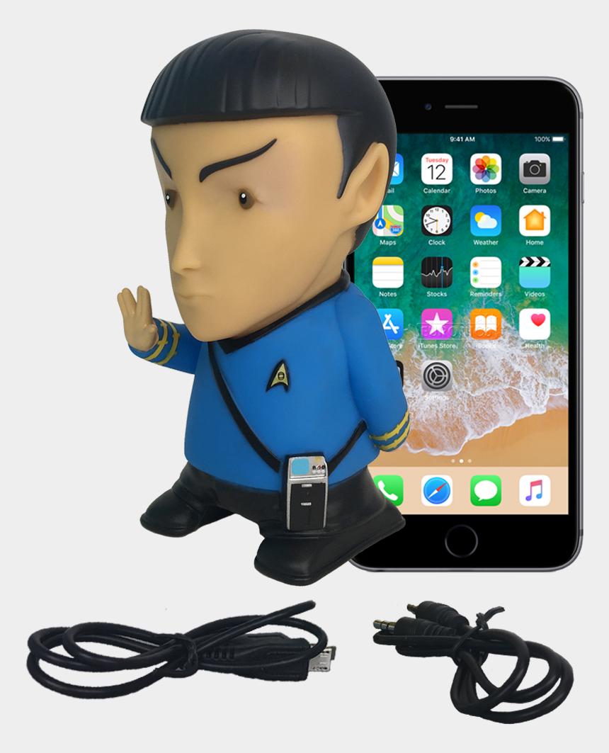 starship enterprise clipart, Cartoons - Star Trek Tng U - Apple Iphone 6 Png