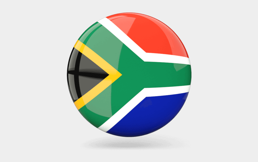 african safari clipart, Cartoons - South Africa Flag Icon - South Africa Flag Icon Png