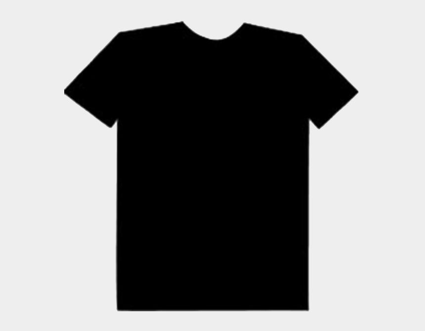 white tshirt clipart, Cartoons - Black Tshirt Clipart Png - High Resolution Black T Shirt Png
