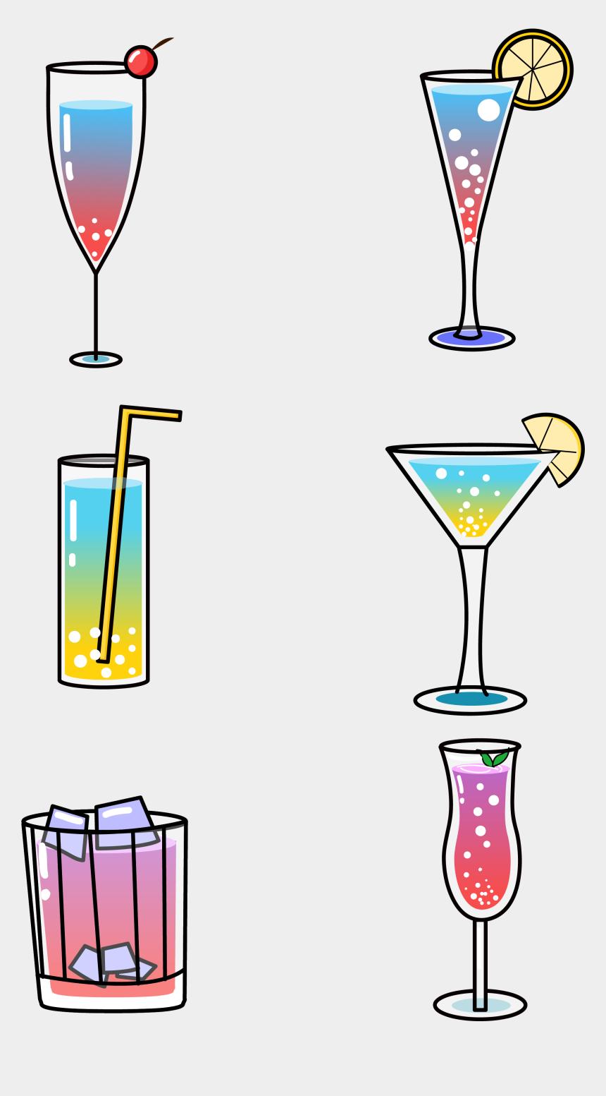 beverages clipart, Cartoons - Beverages Drinks Wine Food Png And Vector Image - Hình Vẽ Đồ Ăn Cute