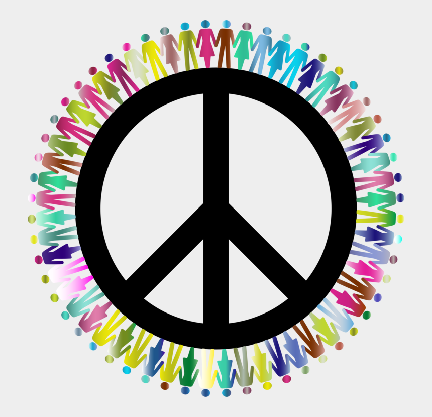 gender equality clipart, Cartoons - Peace Symbols Gender Symbol Yin And Yang - Peace Sign