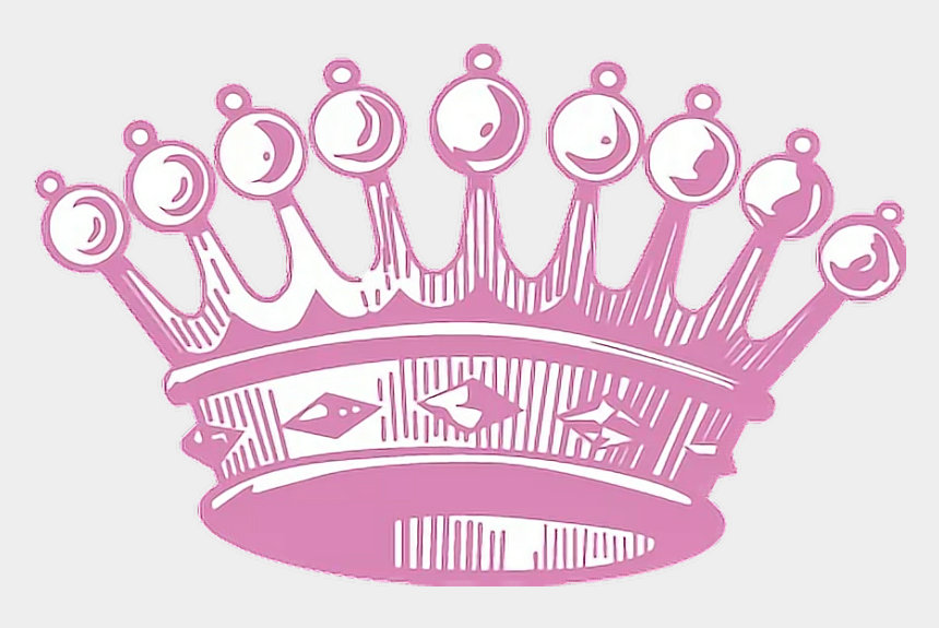 girl crown clipart, Cartoons - #crown #girl #princess #queen #pink #royal #clipart - Fight For The Crown