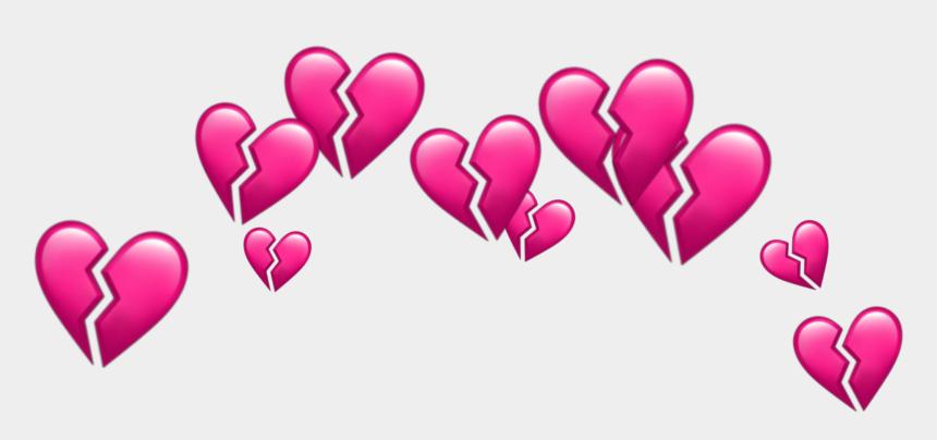 heart crown clipart, Cartoons - #freetoedit#heart #hearts #crown #tumblr #emoji #emojis - Transparent Emoji Heart Crown