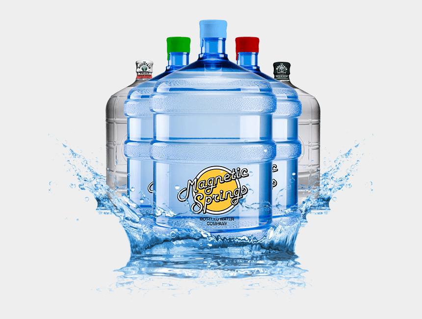 drinking bottled water clipart, Cartoons - Water - Plastic Bottle