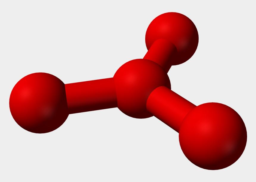 oxygen molecule clipart, Cartoons - O4 Molecule