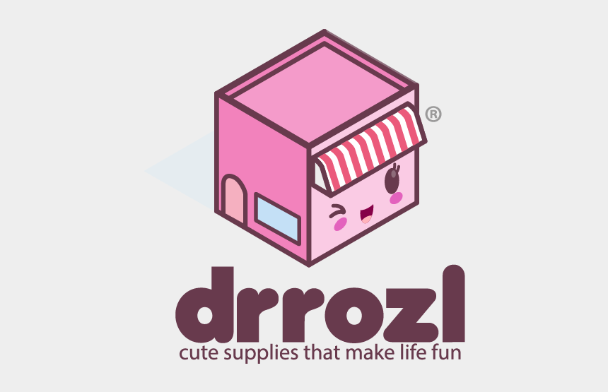 kawaii school supplies clipart, Cartoons - Rozl Supply - House