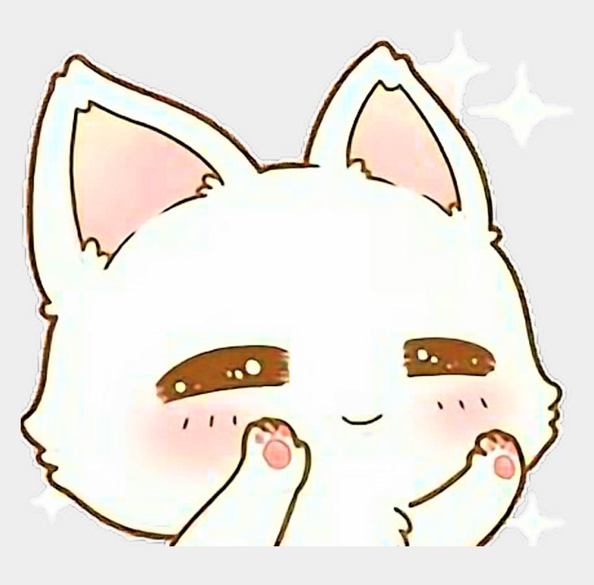 Kawaii Cute Kitten Drawing Cliparts Cartoons Jing Fm
