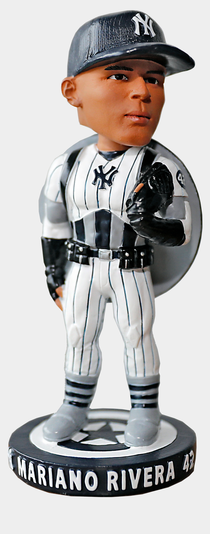 yankee baseball clipart, Cartoons - Presented By Delta Air Lines - Figurine