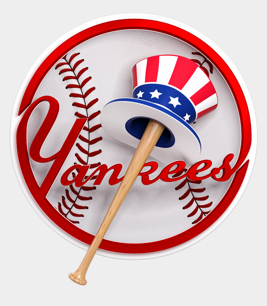 yankee baseball clipart, Cartoons - New York Yankees Elements - Logos And Uniforms Of The New York Yankees
