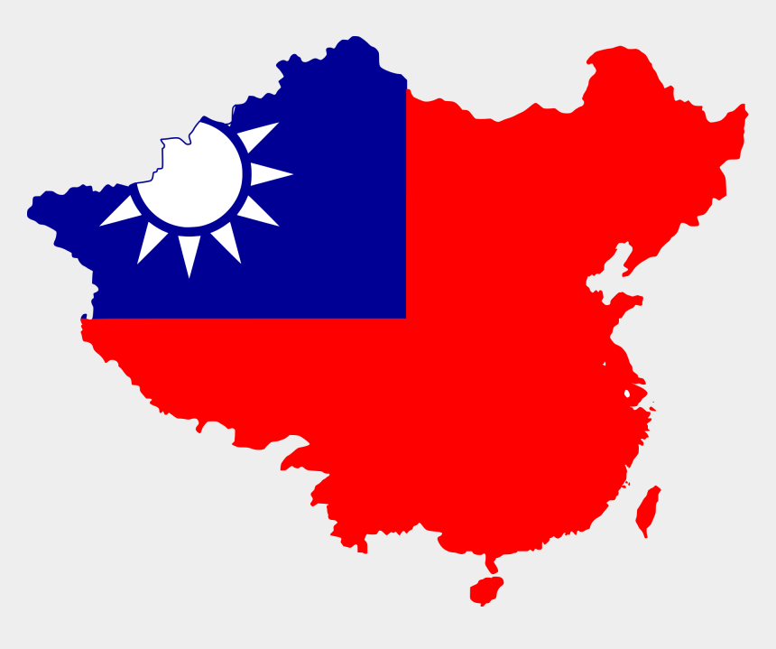 Chinese Flag Png Republic Of China Flag Map Cliparts Cartoons Jing Fm