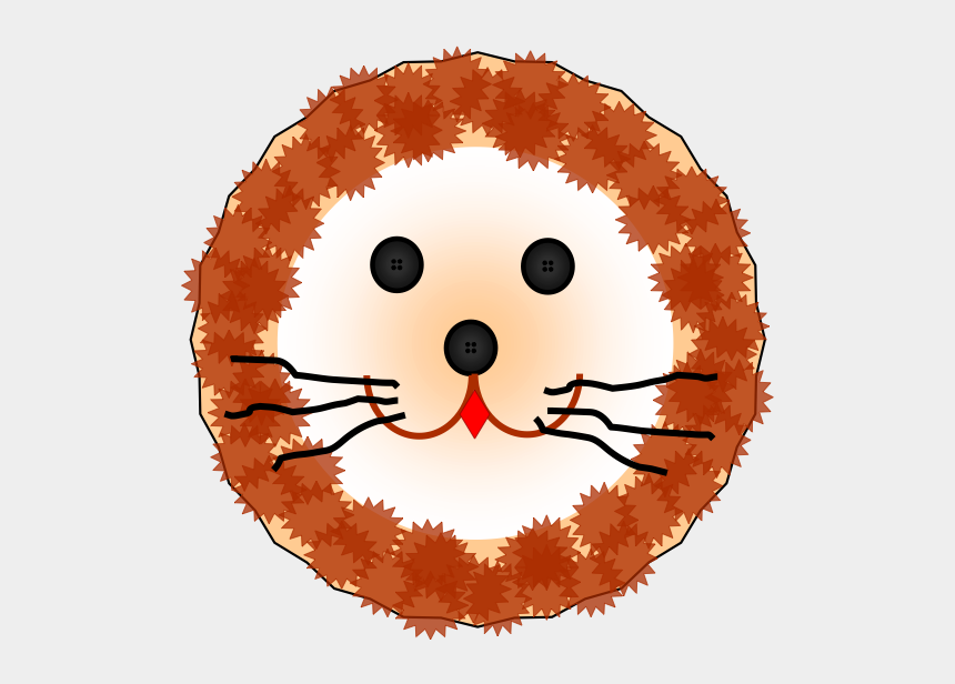 daniel and the lions den clipart, Cartoons - For This Project You Will Need A Paper Plate For Each - Circle