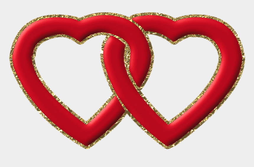 two hearts one love clipart, Cartoons - Cards 2 Of Hearts Png - Heart Frame Png