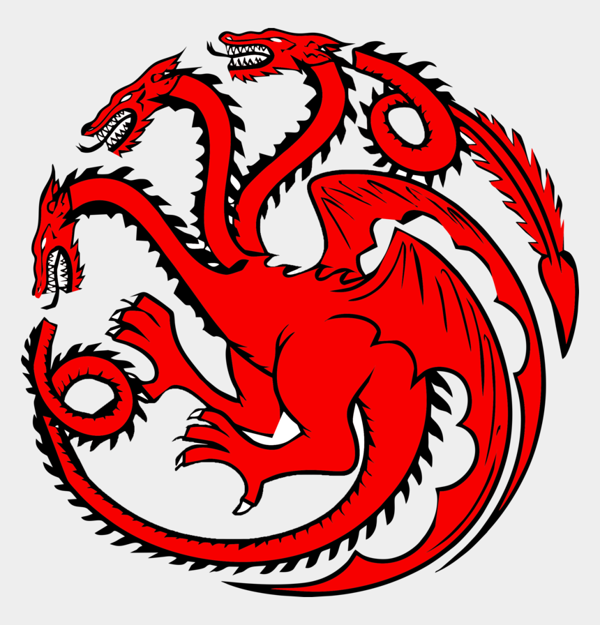 family movie clipart, Cartoons - This Png File Is About Movie Ratings , Present , Exhibit - Game Of Thrones Three Headed Dragon Png
