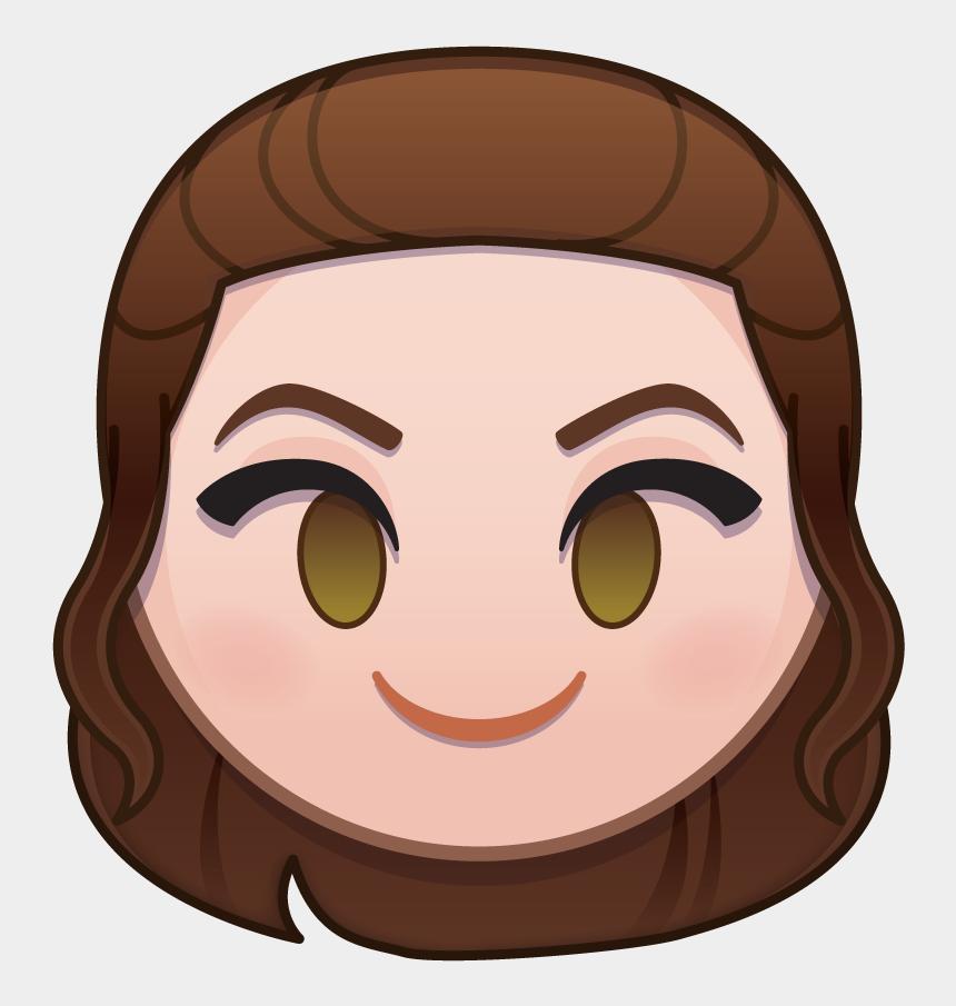rey star wars clipart, Cartoons - Rey, Finn, Kylo Ren, And Bb-8 Are So Expressive In - Rey Star Wars Emoji