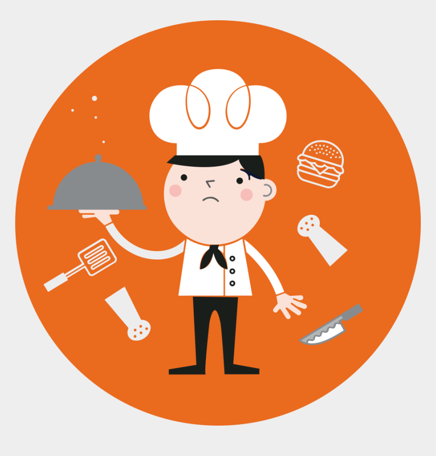 do work clipart, Cartoons - Why Do You Work - Restaurant Industry Icon
