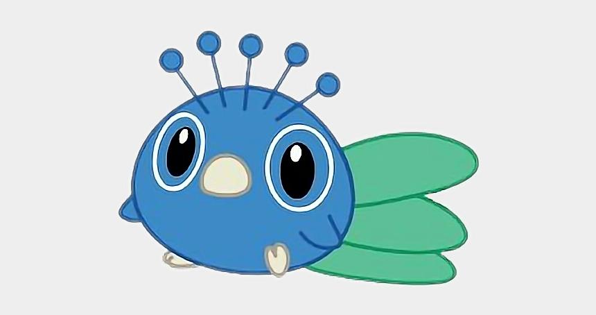 cute peacock clipart, Cartoons - #freetoedit #cute #kawaii #peacock #bird - Peacock Kawaii