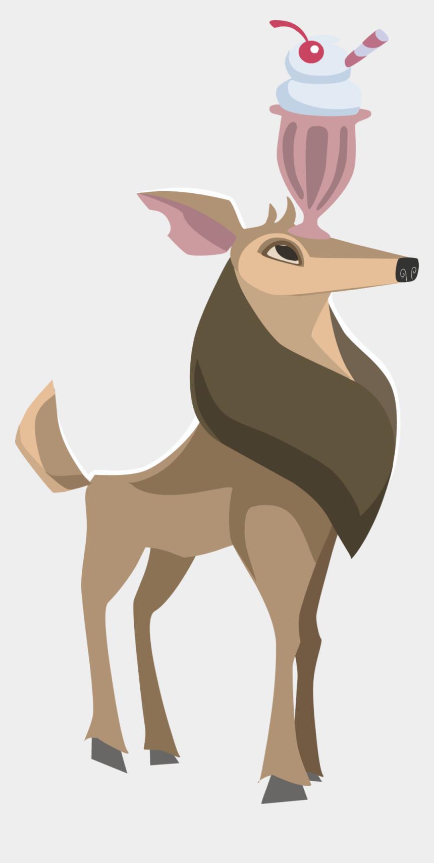 animal jam clipart, Cartoons - Deer