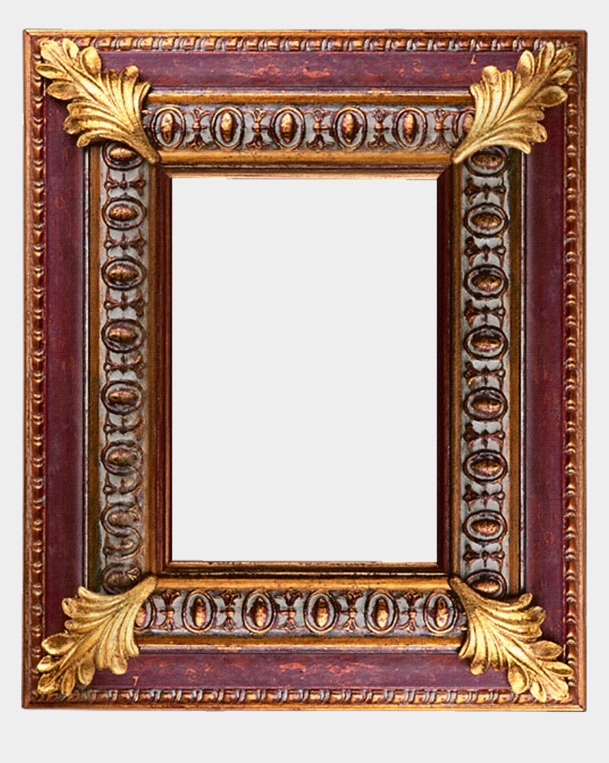 antique frame clipart gold, Cartoons - Art Deco Borders, Borders For Paper, Christmas Rugs, - Cuadro Antiguo Png