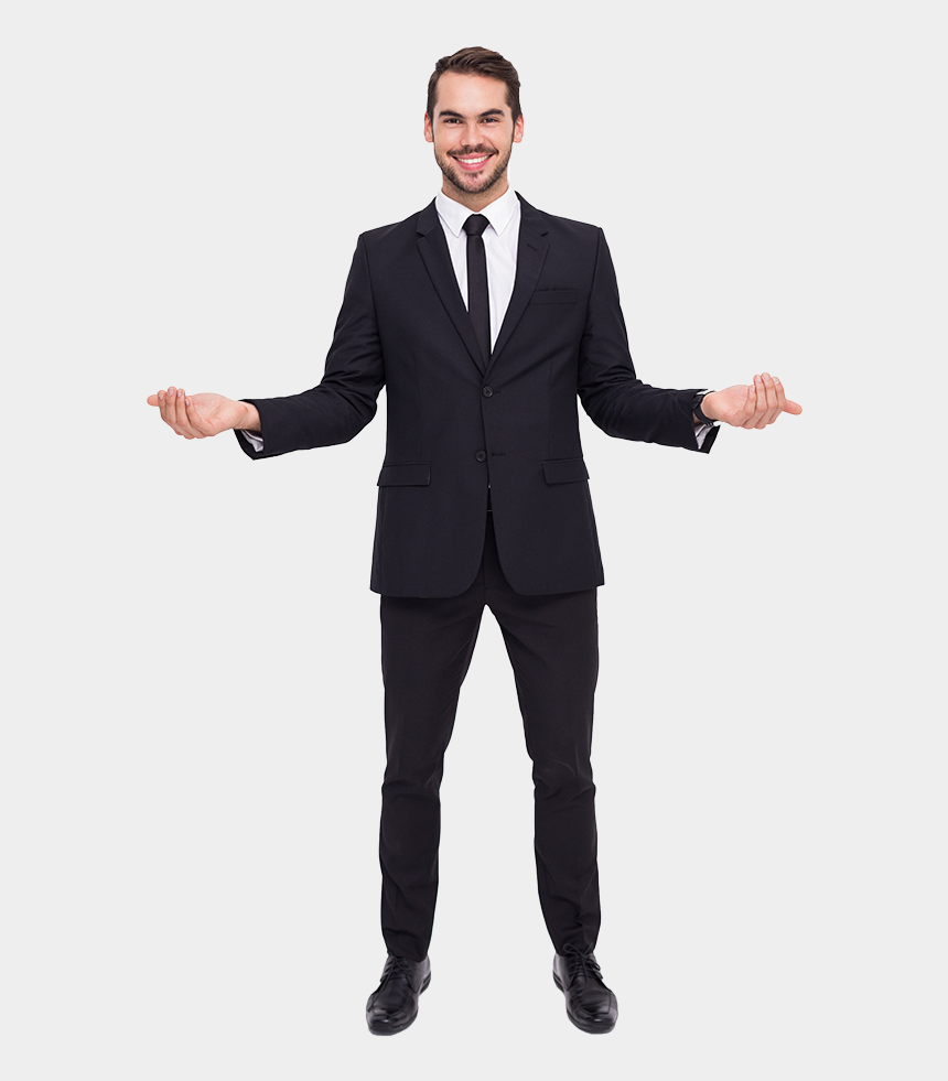 Cartoon Business Man Free Clipart Hq Clipart - Man In Suit Cartoon - Png  Download (#5203240) - PinClipart
