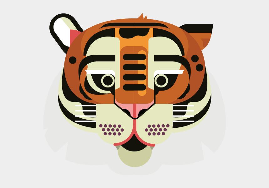 bengal tiger clipart, Cartoons - Bengal Clipart Malayan Tiger - Siberian Tiger