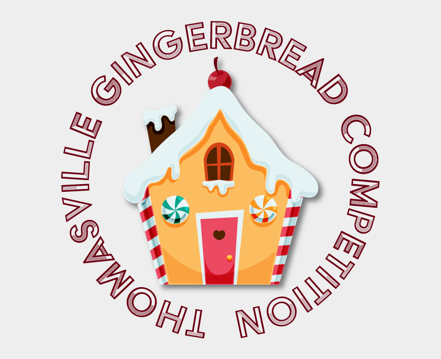 gingerbread houses clipart, Cartoons - Gingerbread House