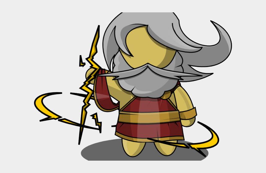 gods clipart, Cartoons - Gods Clipart Zeus - Zeus Clipart Png