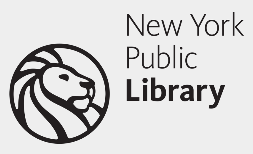 isolation gown clipart, Cartoons - New York Public Library Logo - New York Library Logo